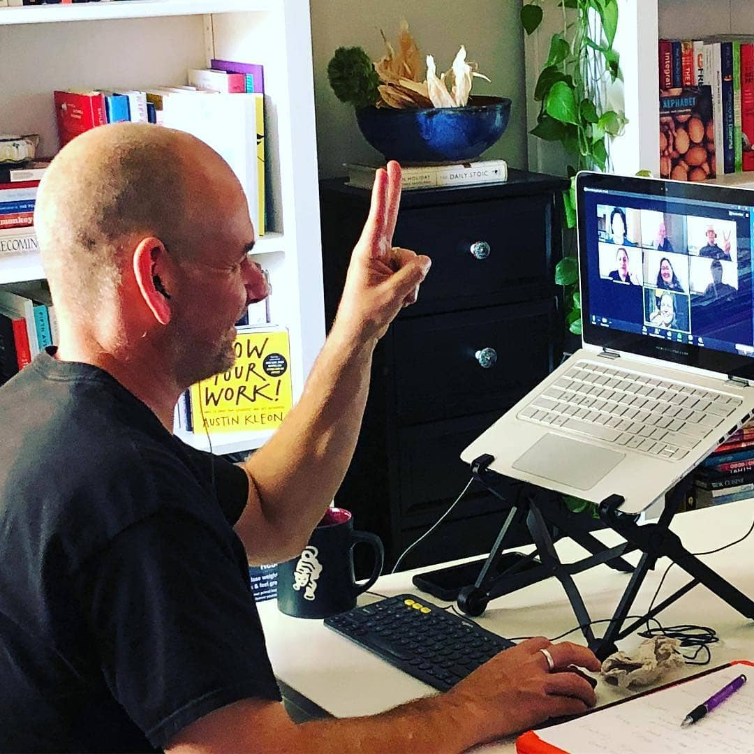 Good computer setup for author group