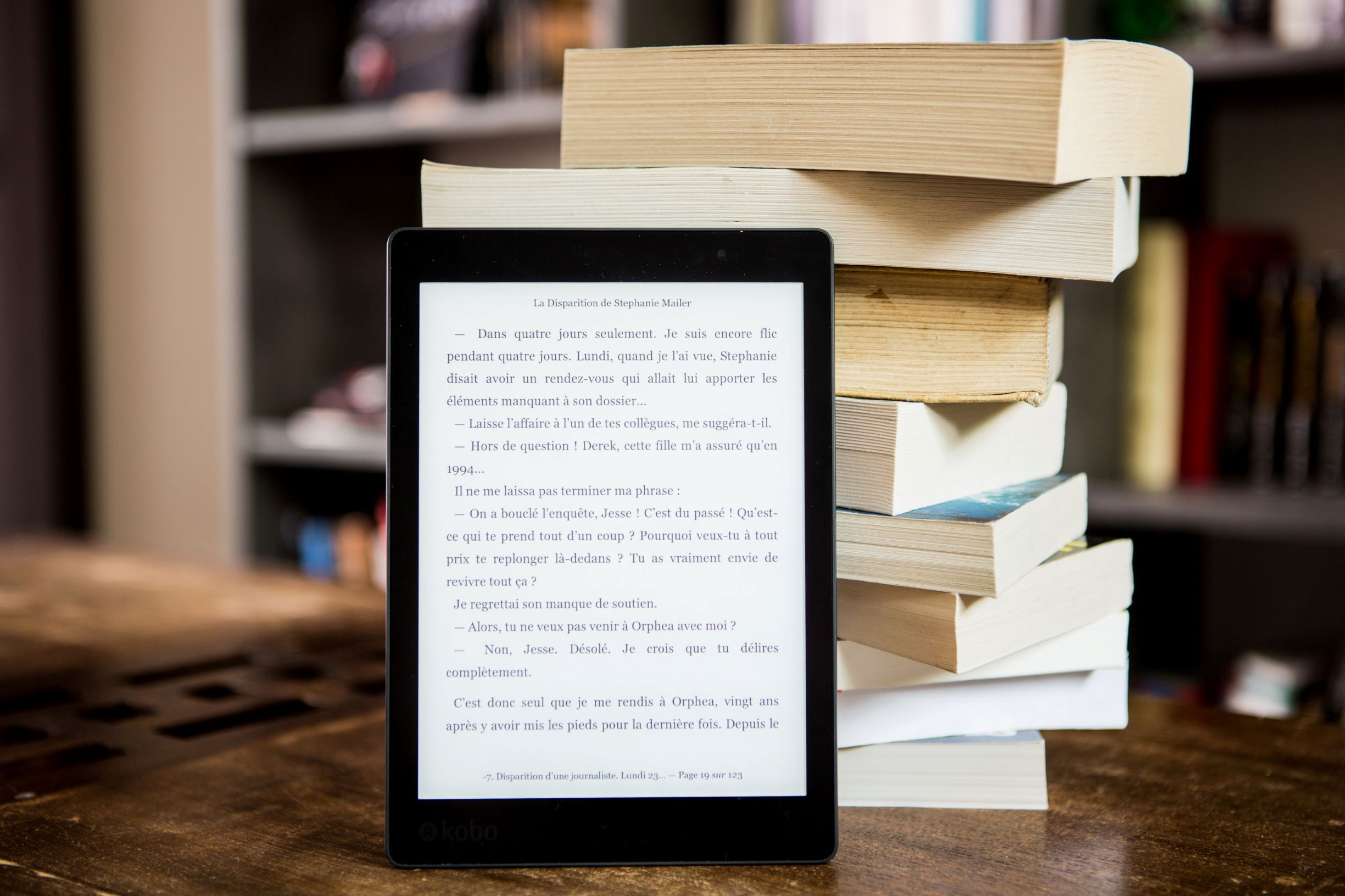 your ebooks in libraries